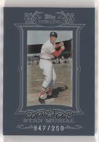 Stan Musial #/250