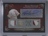 Ryan Howard [Noted] #/10