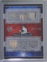 Mickey Mantle #/10