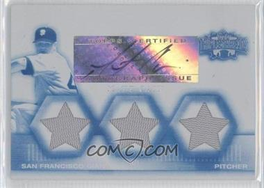 2007 Topps Triple Threads - [???] #143 - Matt Cain /1