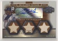 Curtis Granderson (3 Stars) #/75