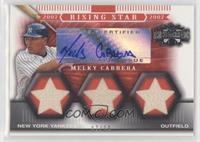 Melky Cabrera #/99