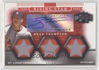 Brad Thompson /99