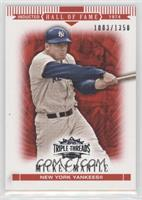 Mickey Mantle #/1,350