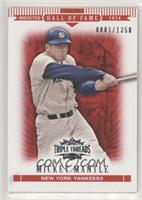Mickey Mantle /1350