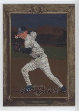 2007 Topps Turkey Red - [Base] - Chrome #95 - Derek Jeter /1999
