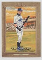 Ichiro Suzuki (Base; Yellow Background)