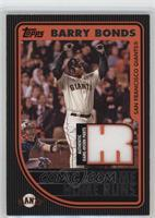 Barry Bonds /750