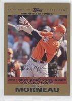 MLB Home Run Derby - Justin Morneau #/2,007