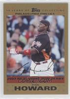 MLB Home Run Derby - Ryan Howard /2007