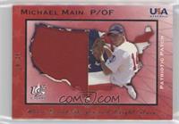 Michael Main #/20