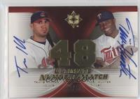 Travis Hafner, Torii Hunter