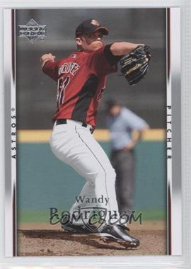 2007 Upper Deck - [Base] #720 - Wandy Rodriguez