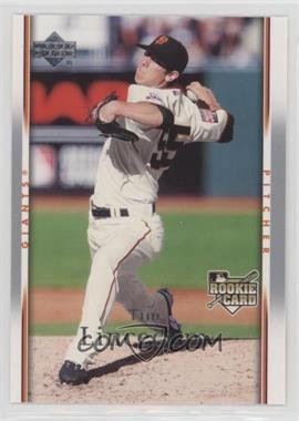 2007 Upper Deck - [Base] #918 - Tim Lincecum