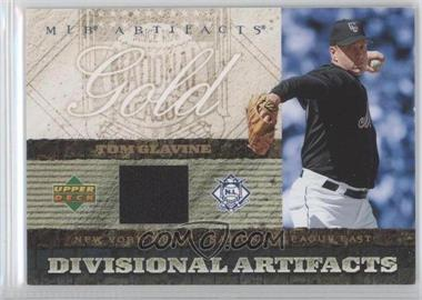 2007 Upper Deck Artifacts - Divisional Artifacts - Retail #DA-TG - Tom Glavine