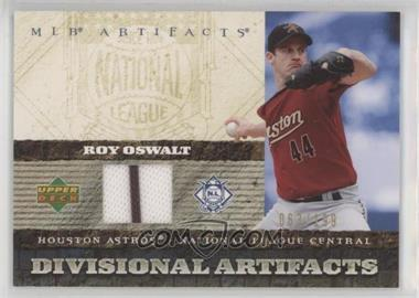 2007 Upper Deck Artifacts - Divisional Artifacts #DA-RO - Roy Oswalt /199