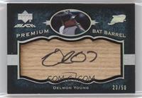Delmon Young /50
