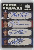Derrek Lee, Prince Fielder, Mark Teixeira, Justin Morneau /5