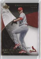 Chris Carpenter #/75