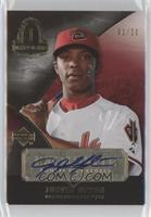 Justin Upton [Noted] #/20