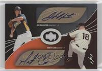 Joe Blanton, Matt Cain /1