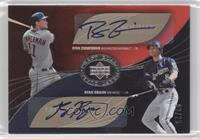Ryan Zimmerman, Ryan Braun /25