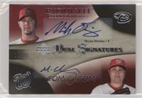 Micah Owings, Matt Chico [Noted] #/35