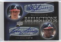 Kelly Johnson, Yunel Escobar #/48
