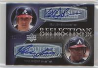 Kelly Johnson, Yunel Escobar /48