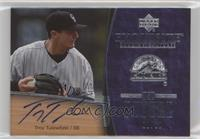 Troy Tulowitzki #/20