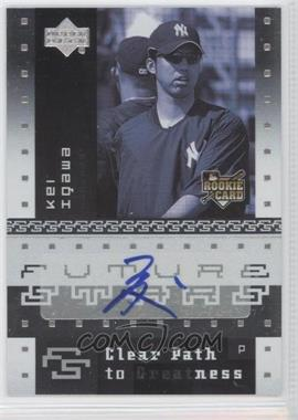2007 Upper Deck Future Stars - [Base] #123 - Kei Igawa