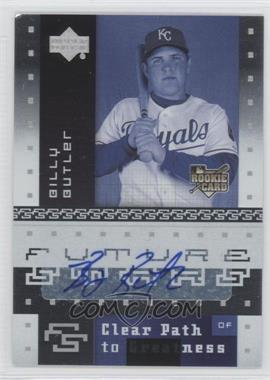 2007 Upper Deck Future Stars - [Base] #177 - Billy Butler