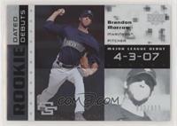 Brandon Morrow [Noted] #/999