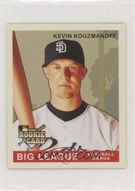 2007 Upper Deck Goudey - [Base] - Red Back #183 - Kevin Kouzmanoff