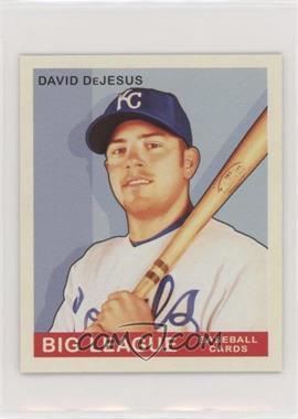 2007 Upper Deck Goudey - [Base] #137 - David DeJesus