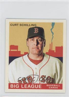 2007 Upper Deck Goudey - [Base] #29 - Curt Schilling - Courtesy of COMC.com