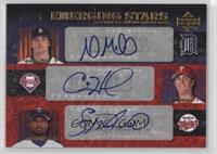 Andrew Miller, Cole Hamels, Francisco Liriano /25