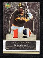 Tony Gwynn (Number) #/19