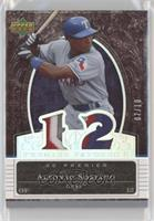 Alfonso Soriano (Number) #/10