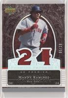 Manny Ramirez (Number) #/10