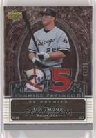Jim Thome (Number) #/75
