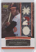 Frank Robinson (#20) #/56