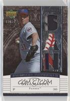 Greg Maddux (San Diego) [Noted] #/87