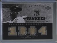 Lou Gehrig #/24