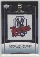 Thurman Munson /35
