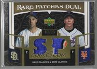 Greg Maddux, Tom Glavine /25