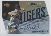 Andrew Miller #9/50