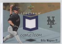 Billy Wagner /75