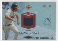 Grady Sizemore #/199