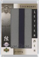 Lou Gehrig /15